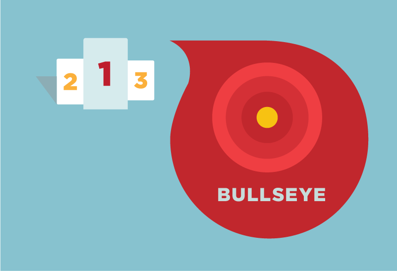 Bullseye By Quirky Kid